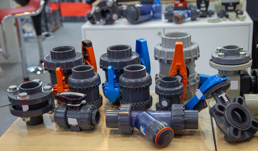 PVC-U Vannes et filtres
